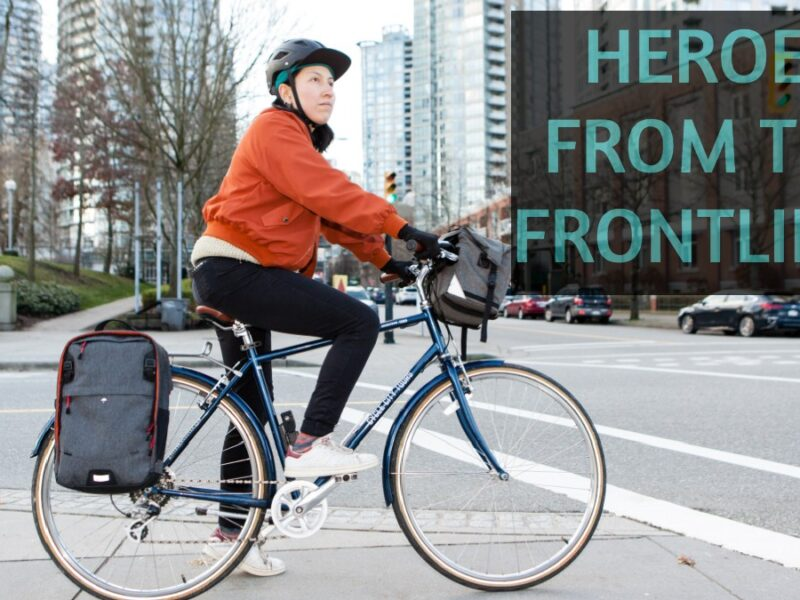 Two Wheel Gear - Heroes from the frontlines